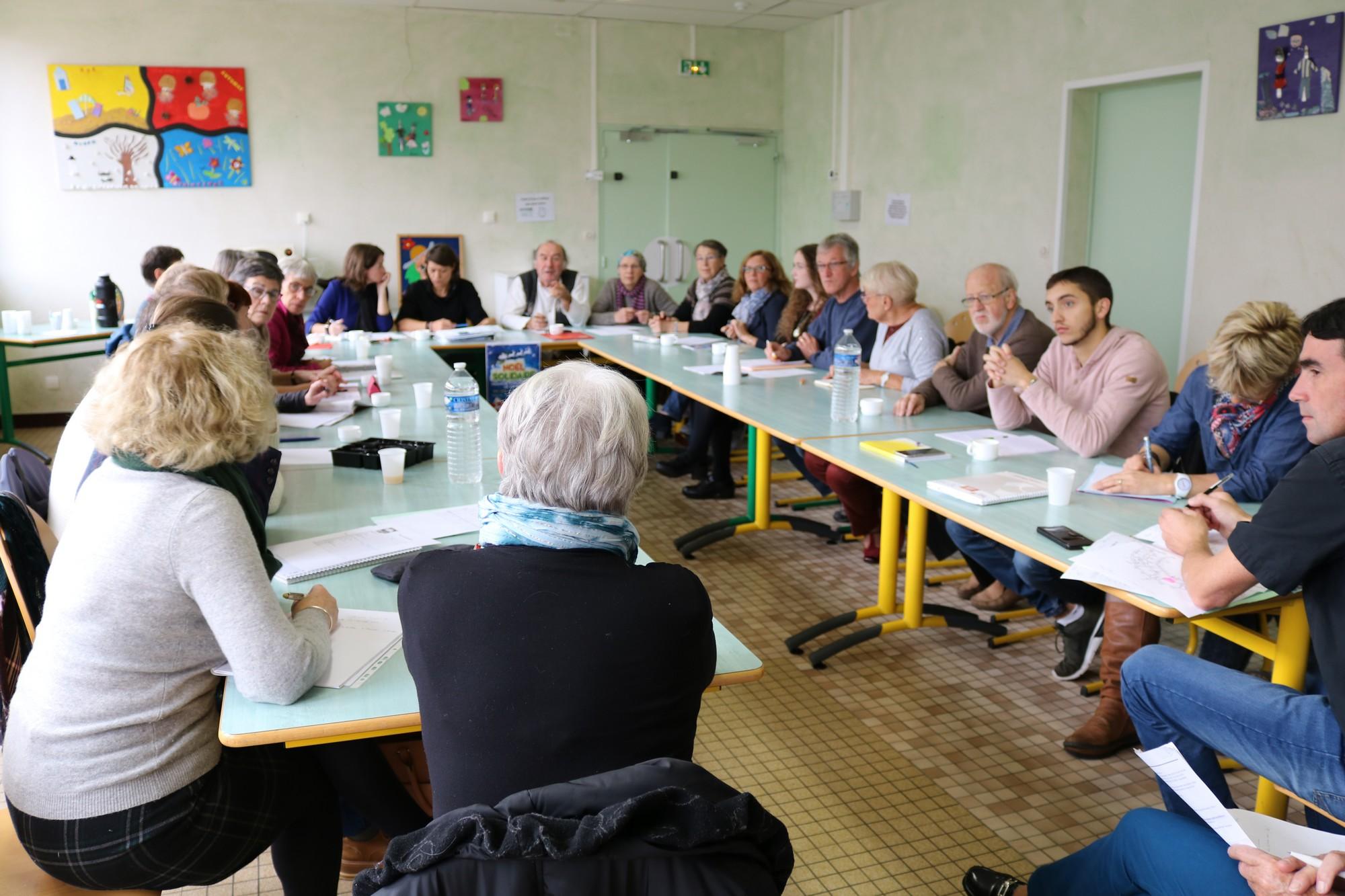 Le 9 décembre prochain à Alençon : le Noël Solidaire mobilisera une vingtaine d'associations à la Halle au Blé et mettra à l'honneur la Bibliothèque sonore d'Alençon et de l'Orne