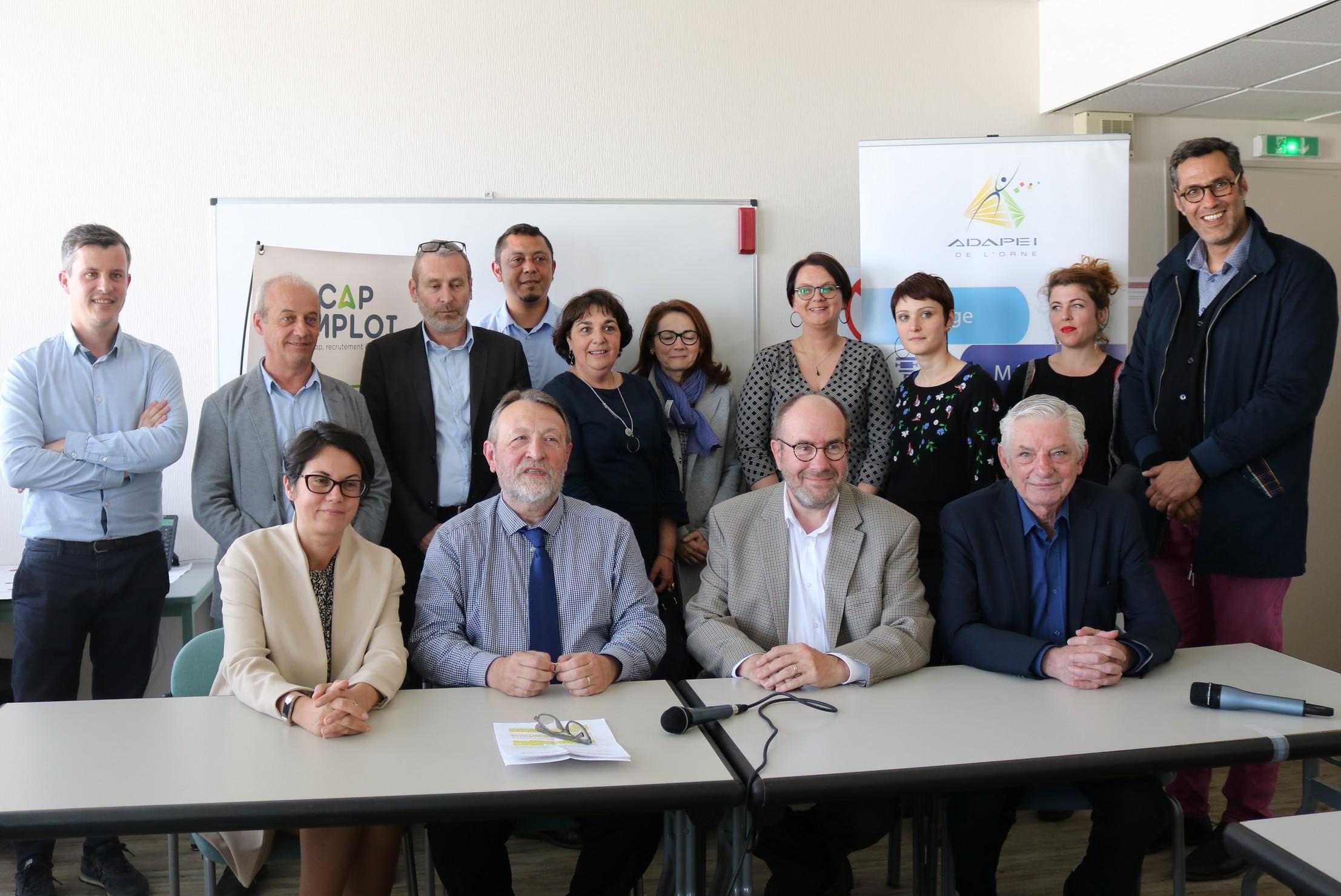Beau succès pour Cap Emploi Orne et l'Adapei de l'Orne pour le DuoDay 2019 dans le département, le jeudi 16 mai. Ils ont fait oeuvre d'acteurs solidaires avec l'ensemble de leurs partenaires, qu'ils soient privés ou publics. Ainsi, plus de 80 duos ont été formés dans l'Orne.