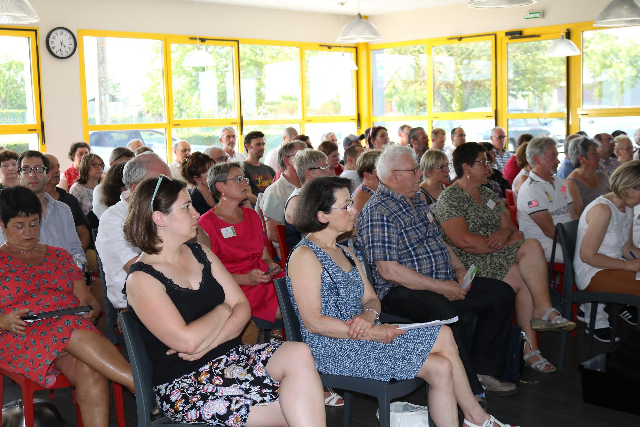 Le 28 juin 2019, à Alençon, l'Adapei de l'Orne a tenu son assemblée générale