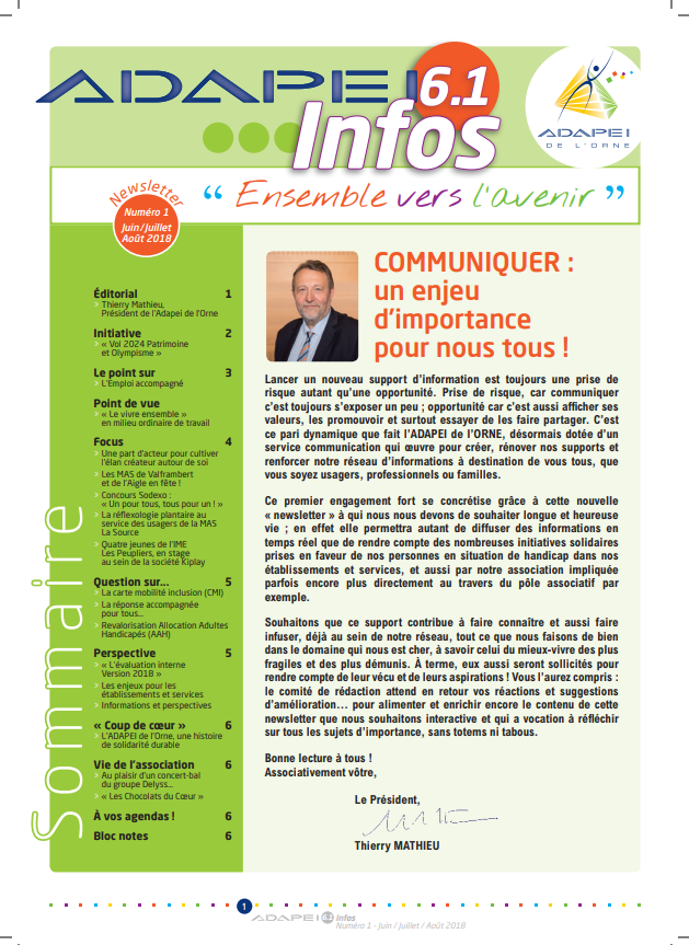 couverture newsletter 1