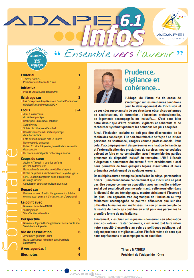 couverture newsletter 5