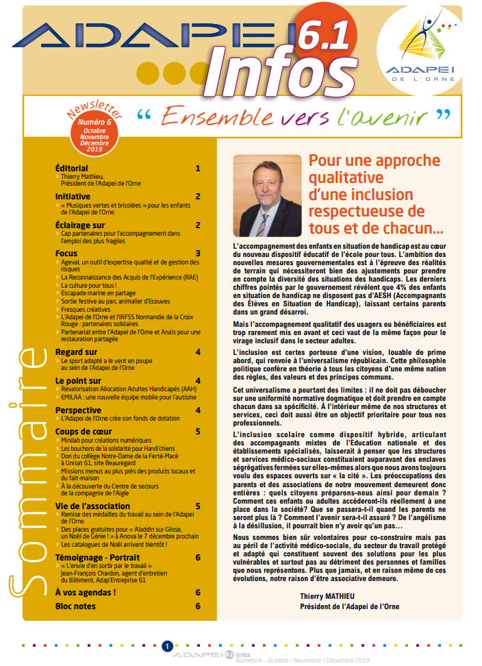 couverture newsletter 6